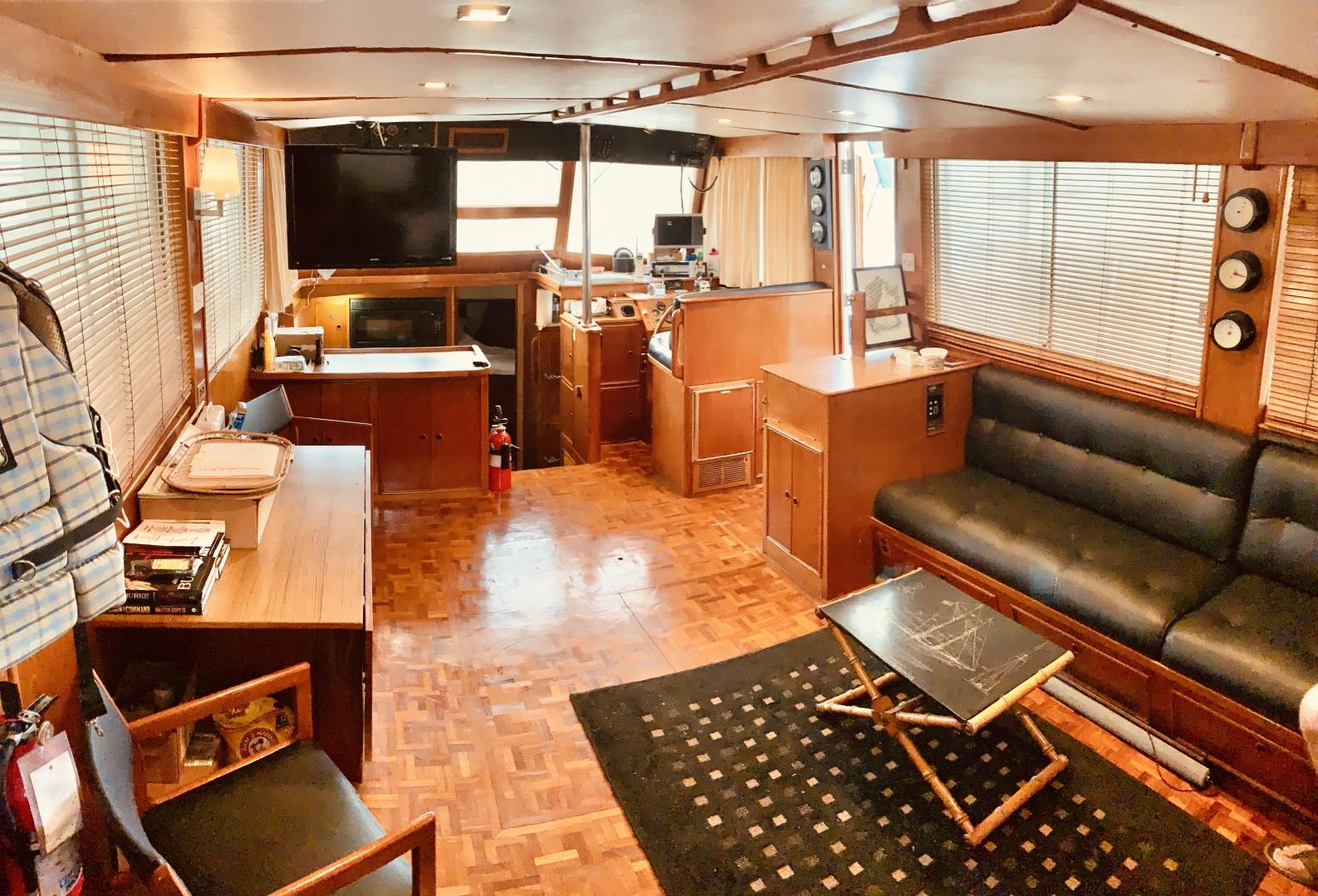 Grand Banks-49 Motor Yacht 1984-Little Red Scottsboro-Alabama-United States-1544081 | Thumbnail