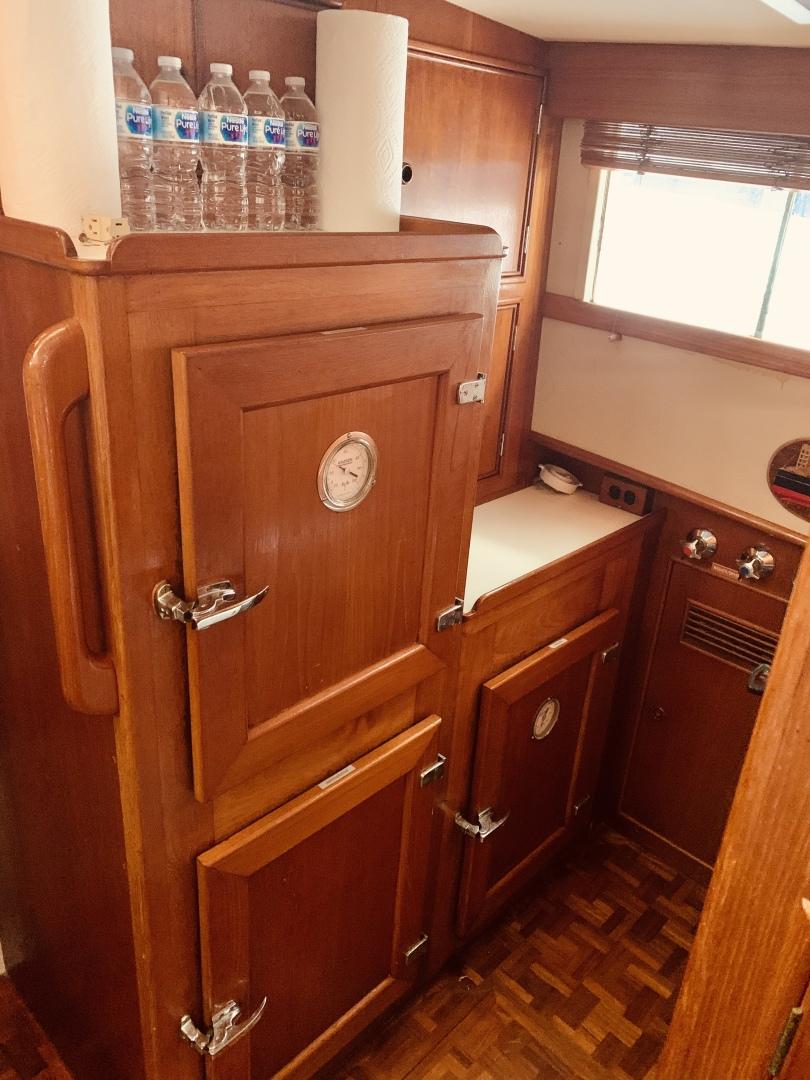 Grand Banks-49 Motor Yacht 1984-Little Red Scottsboro-Alabama-United States-1544104 | Thumbnail