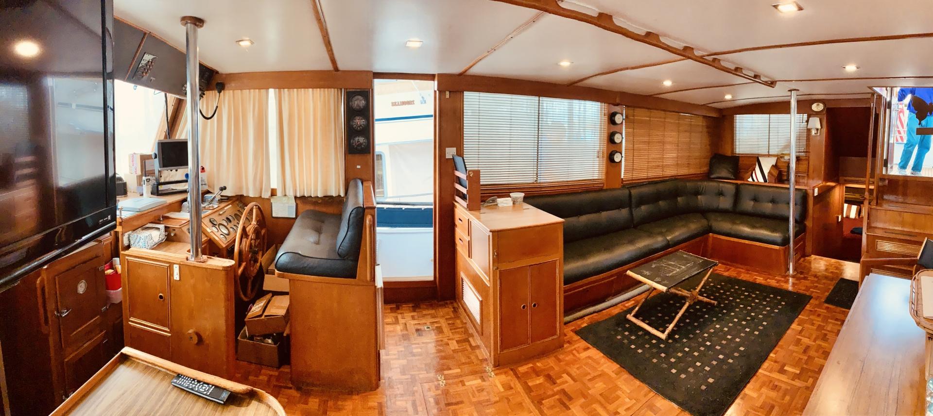 Grand Banks-49 Motor Yacht 1984-Little Red Scottsboro-Alabama-United States-1544085 | Thumbnail