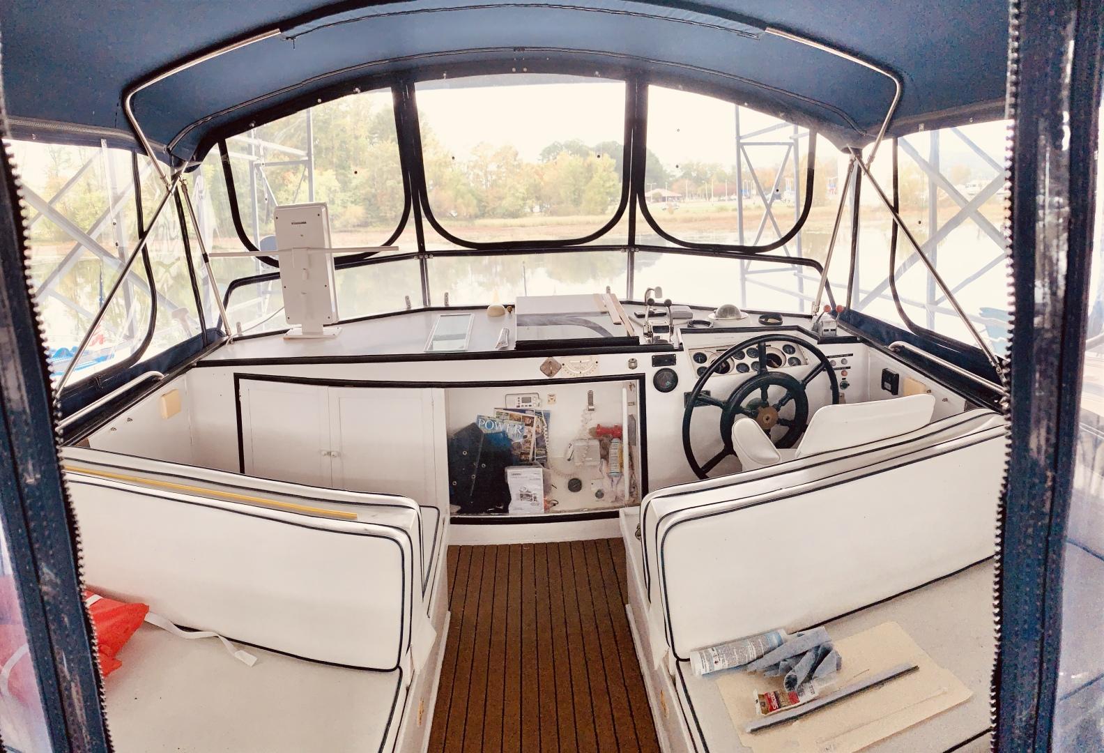 Grand Banks-49 Motor Yacht 1984-Little Red Scottsboro-Alabama-United States-1544029 | Thumbnail