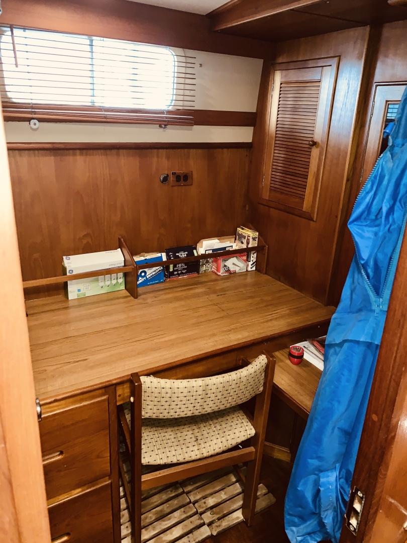 Grand Banks-49 Motor Yacht 1984-Little Red Scottsboro-Alabama-United States-1544118 | Thumbnail
