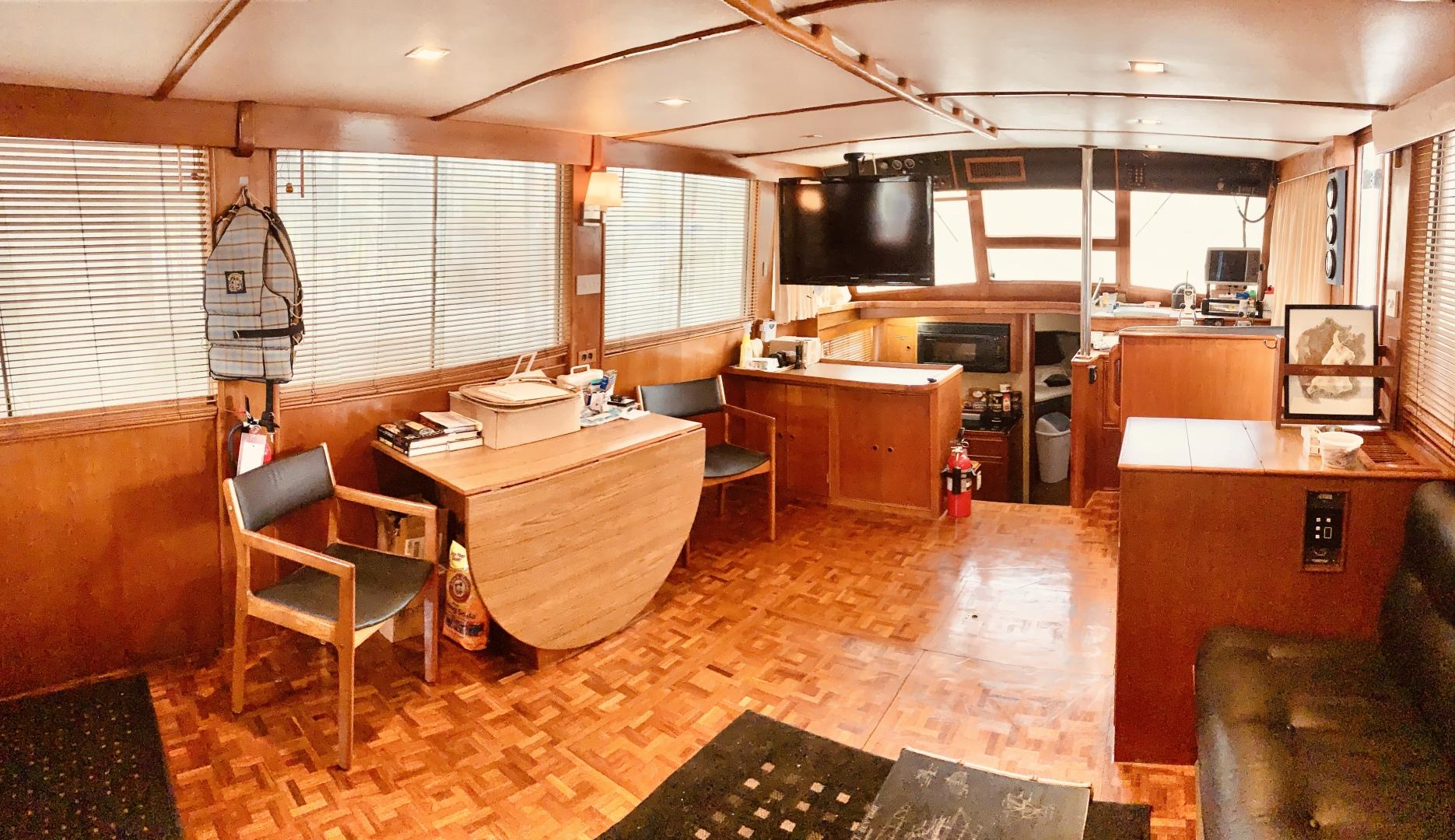 Grand Banks-49 Motor Yacht 1984-Little Red Scottsboro-Alabama-United States-1544075 | Thumbnail
