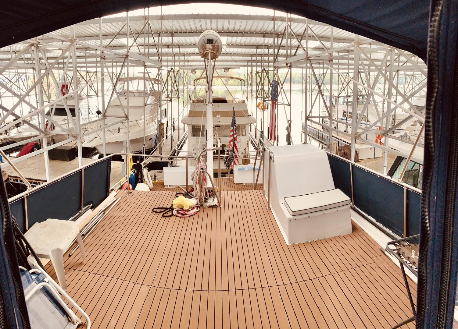 Grand Banks-49 Motor Yacht 1984-Little Red Scottsboro-Alabama-United States-1544053 | Thumbnail