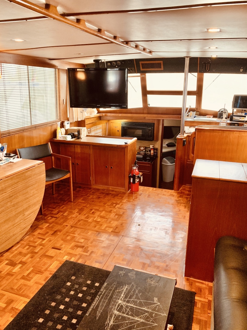 Grand Banks-49 Motor Yacht 1984-Little Red Scottsboro-Alabama-United States-1544069 | Thumbnail