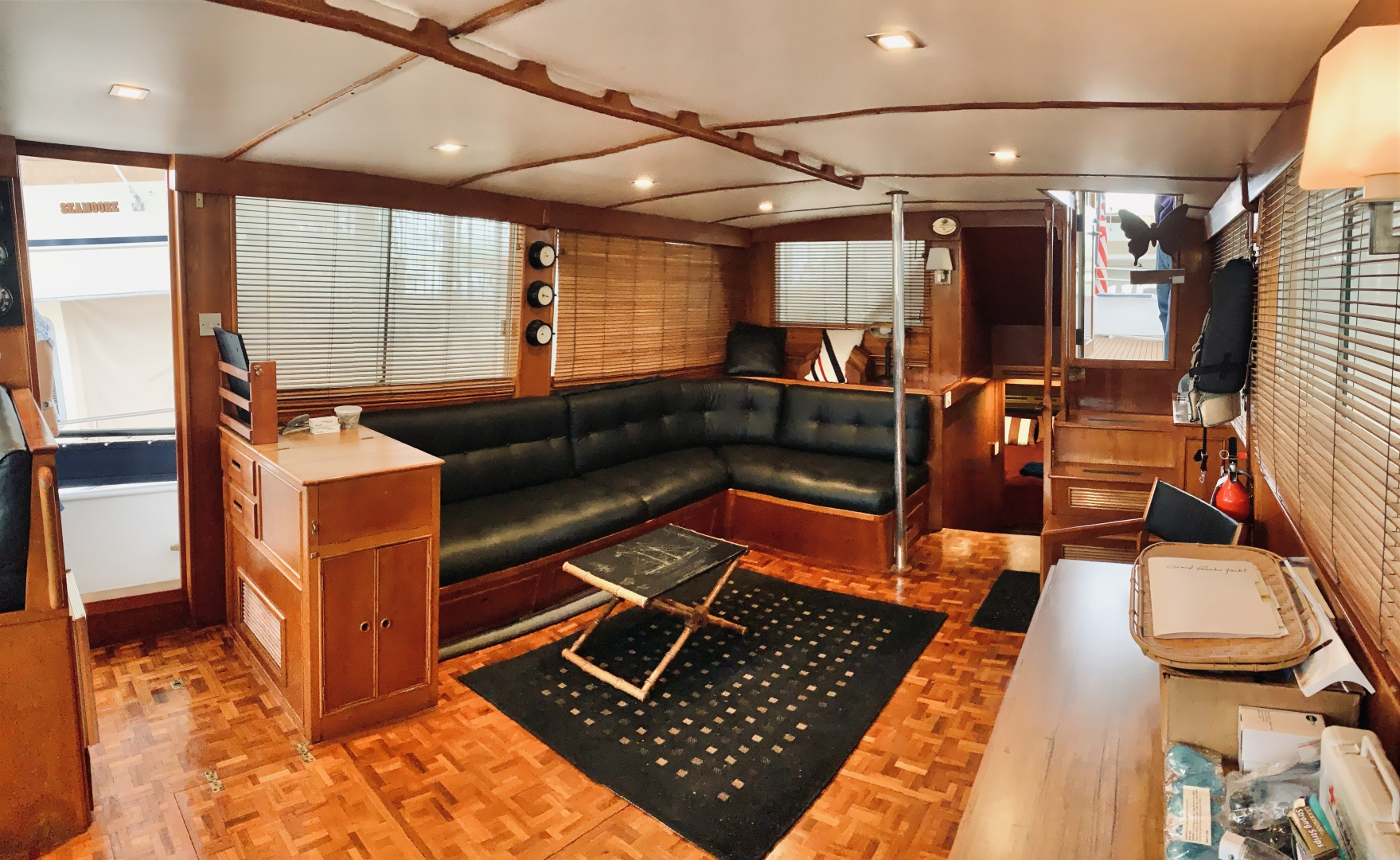 Grand Banks-49 Motor Yacht 1984-Little Red Scottsboro-Alabama-United States-1544076 | Thumbnail