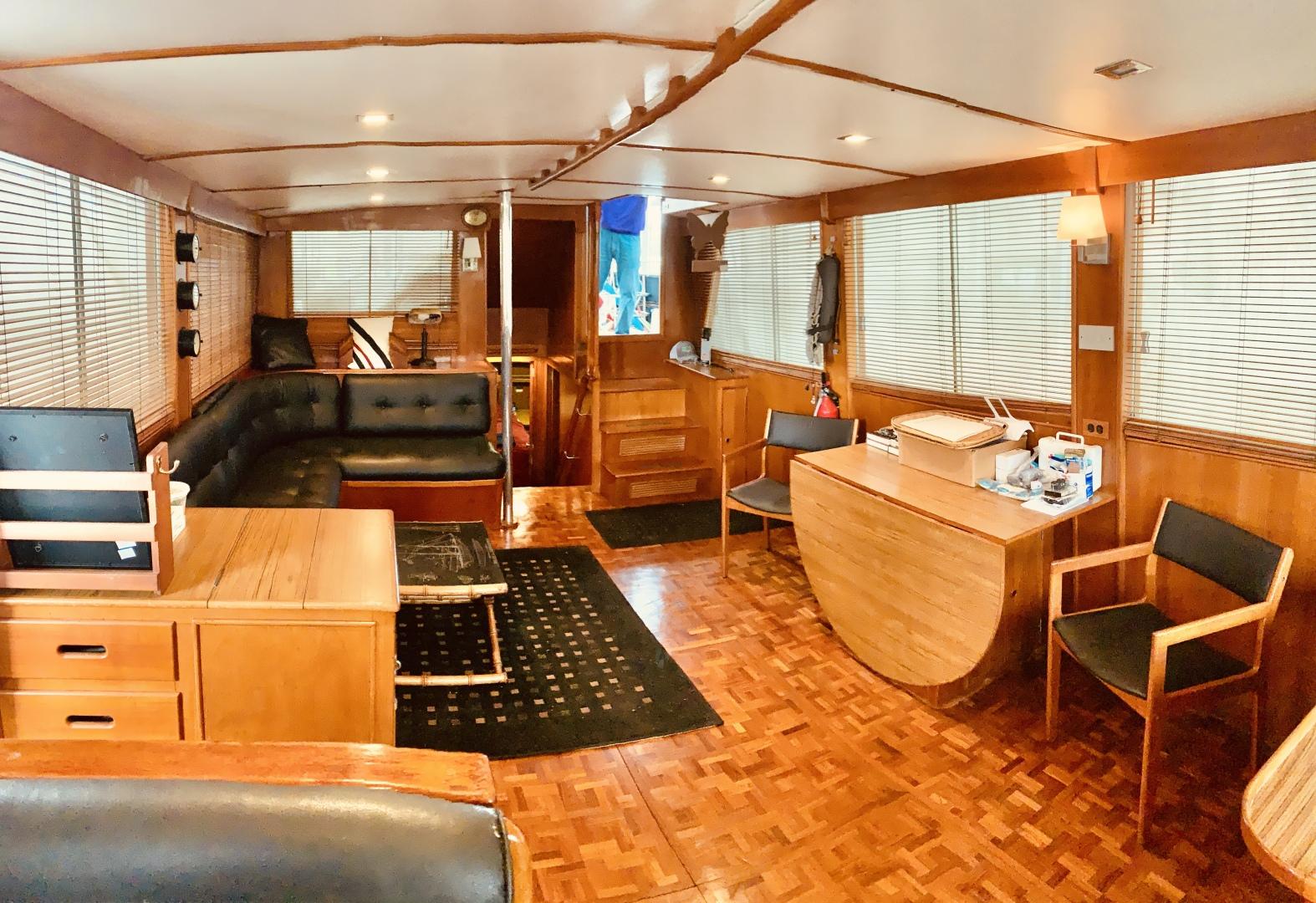 Grand Banks-49 Motor Yacht 1984-Little Red Scottsboro-Alabama-United States-1544080 | Thumbnail