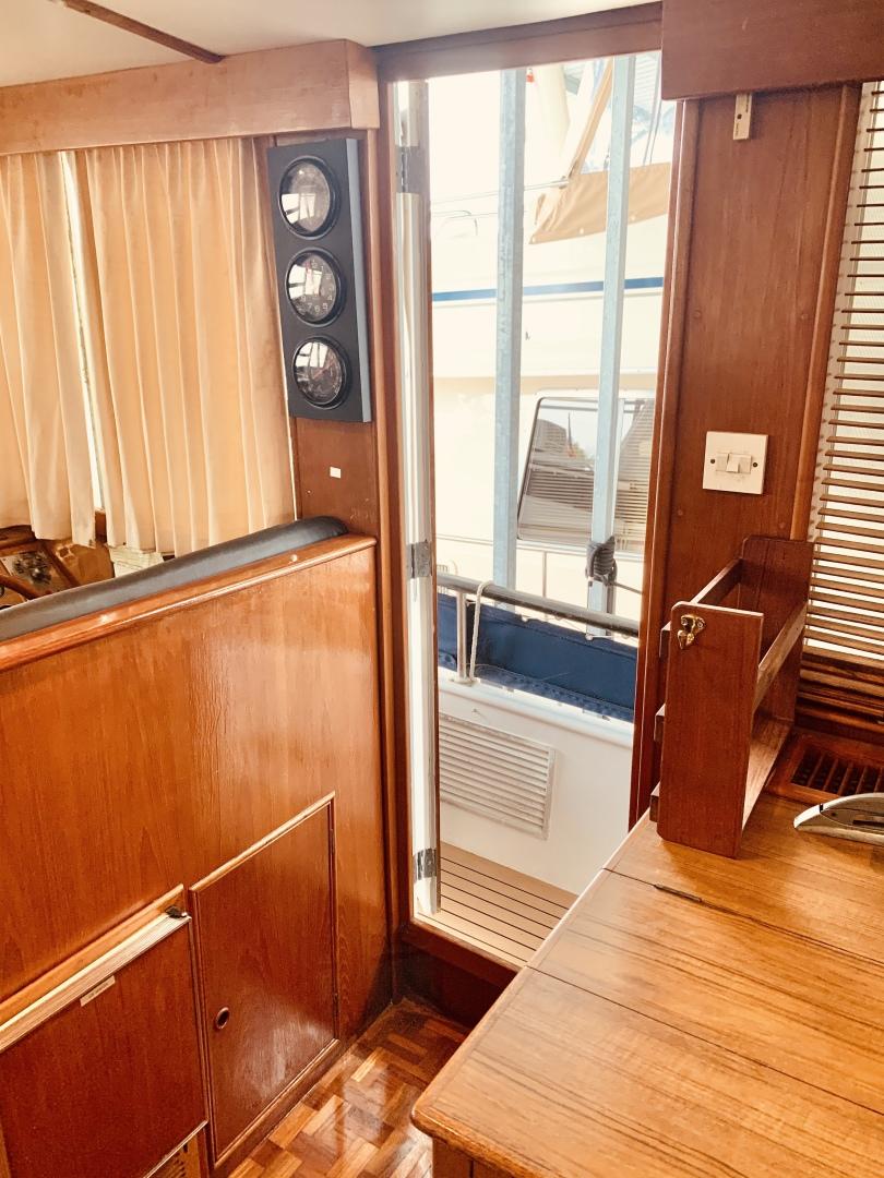 Grand Banks-49 Motor Yacht 1984-Little Red Scottsboro-Alabama-United States-1544087 | Thumbnail