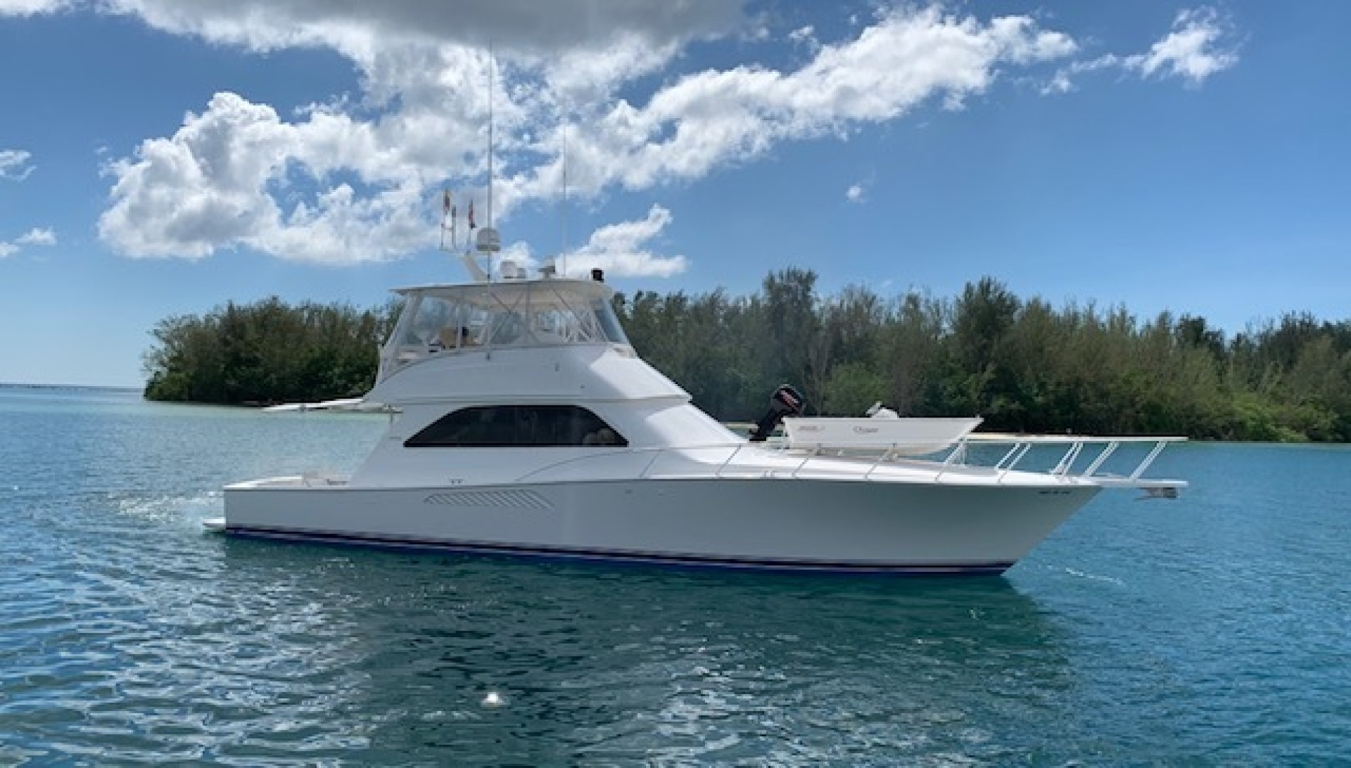 Viking-Convertible 2003-Ayayaiii Fort Lauderdale-Florida-United States-Starboard Profile-1544407 | Thumbnail