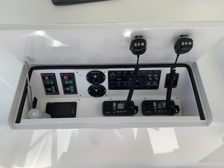 Viking 52 - Ayayaiii - Helm Electronics