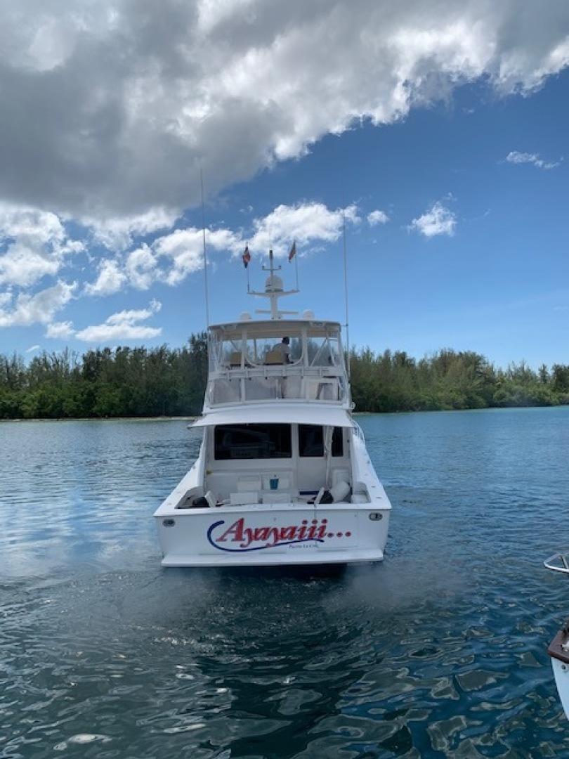 Viking-Convertible 2003-Ayayaiii Fort Lauderdale-Florida-United States-Stern Profile-1544408 | Thumbnail