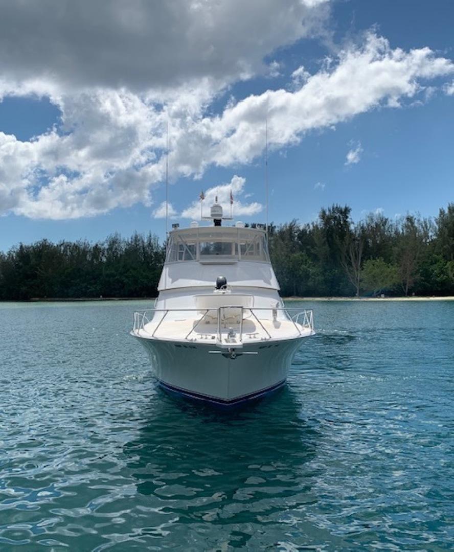 Viking-Convertible 2003-Ayayaiii Fort Lauderdale-Florida-United States-Bow Profile-1544415 | Thumbnail