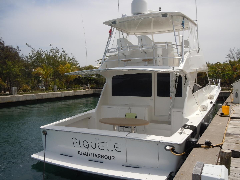 Viking-56 Convertible 2004-Piquele Fort Lauderdale-Florida-United States-2004 Viking 56 Convertible  PIQUELE  Profile-1555140 | Thumbnail