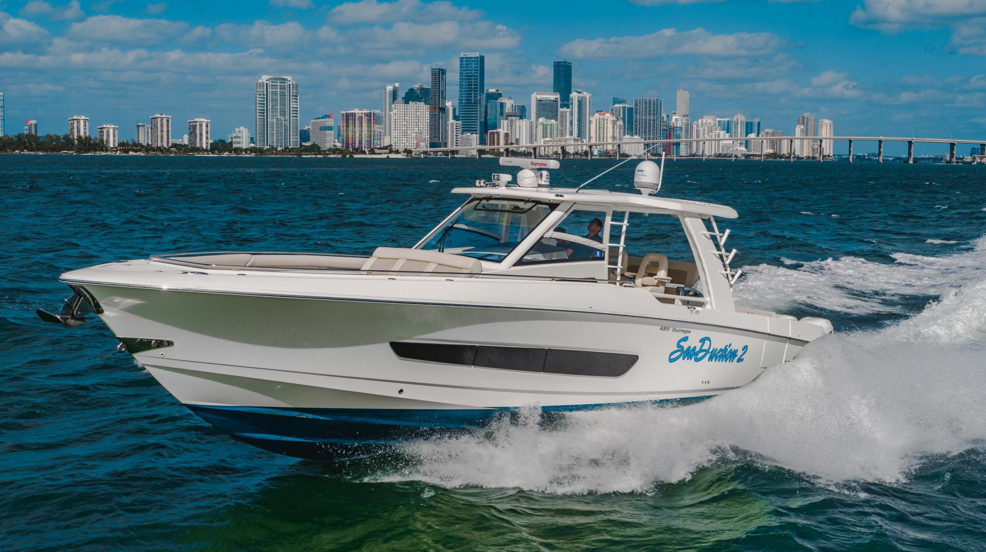 Boston Whaler-Outrage 2016-Sea Duction Miami Beach -Florida-United States-1557367 | Thumbnail