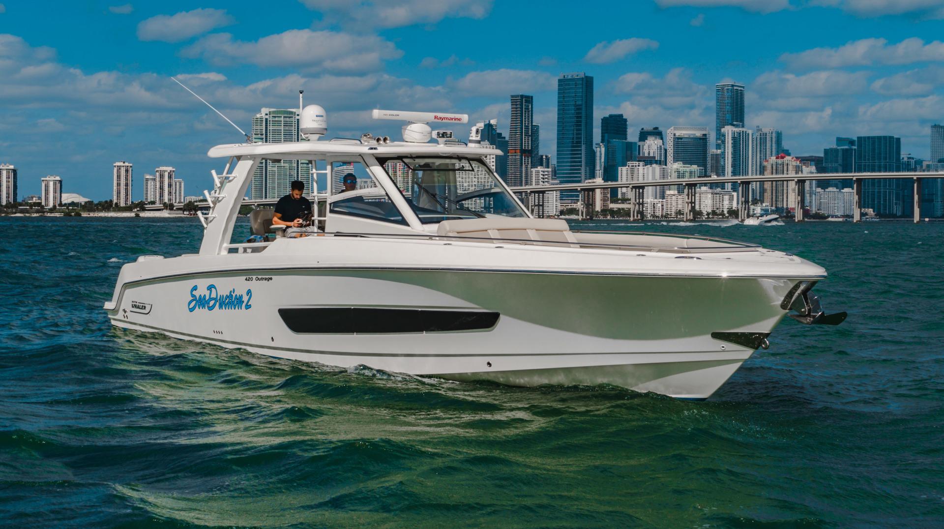 Boston Whaler-Outrage 2016-Sea Duction Miami Beach -Florida-United States-1557364 | Thumbnail
