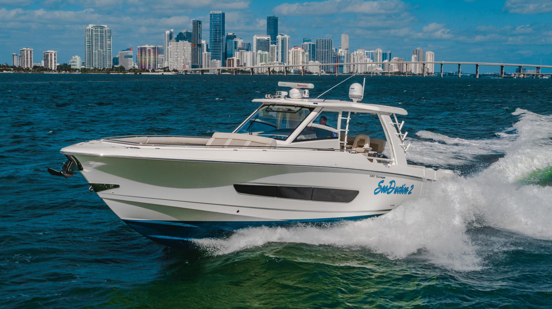Boston Whaler-Outrage 2016-Sea Duction Miami Beach -Florida-United States-1557366 | Thumbnail