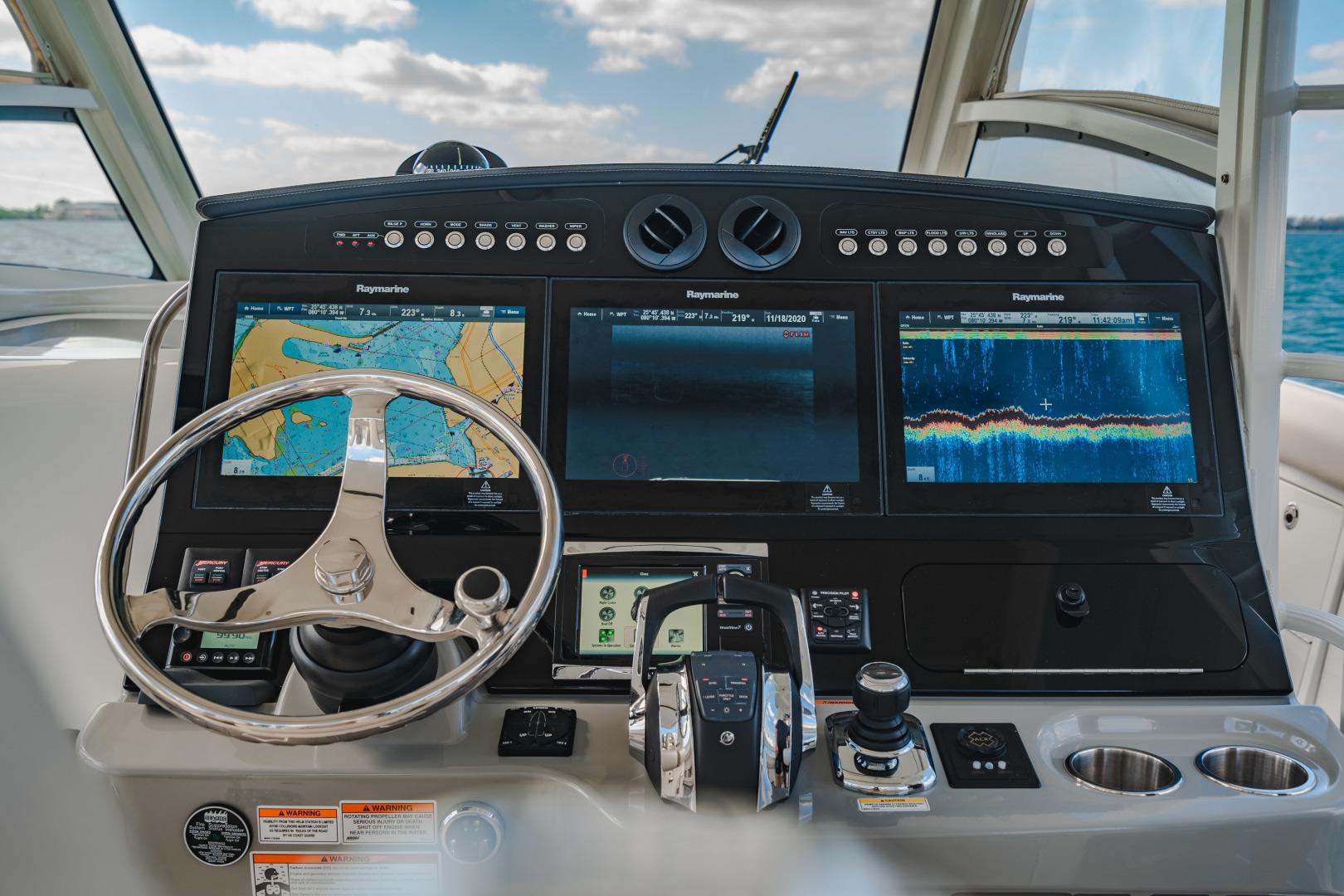 Boston Whaler-Outrage 2016-Sea Duction Miami Beach -Florida-United States-1557398 | Thumbnail