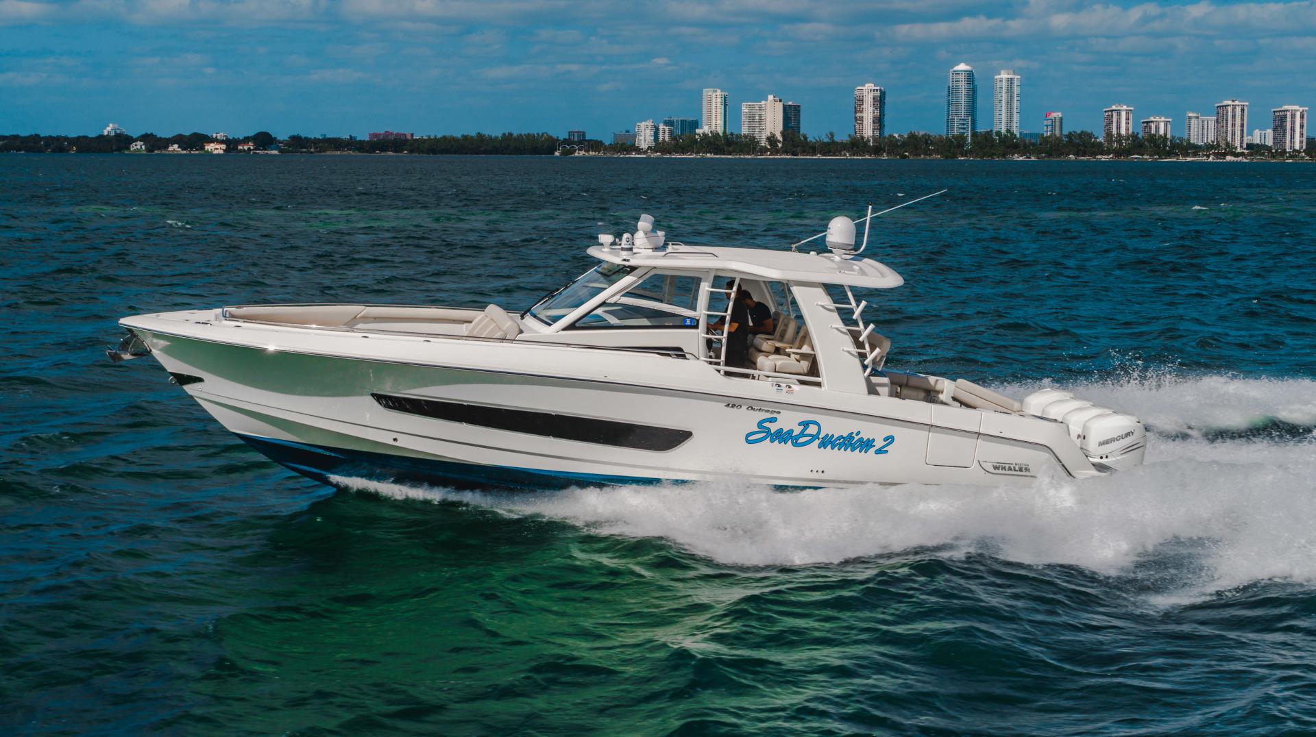 Boston Whaler-Outrage 2016-Sea Duction Miami Beach -Florida-United States-1557368 | Thumbnail