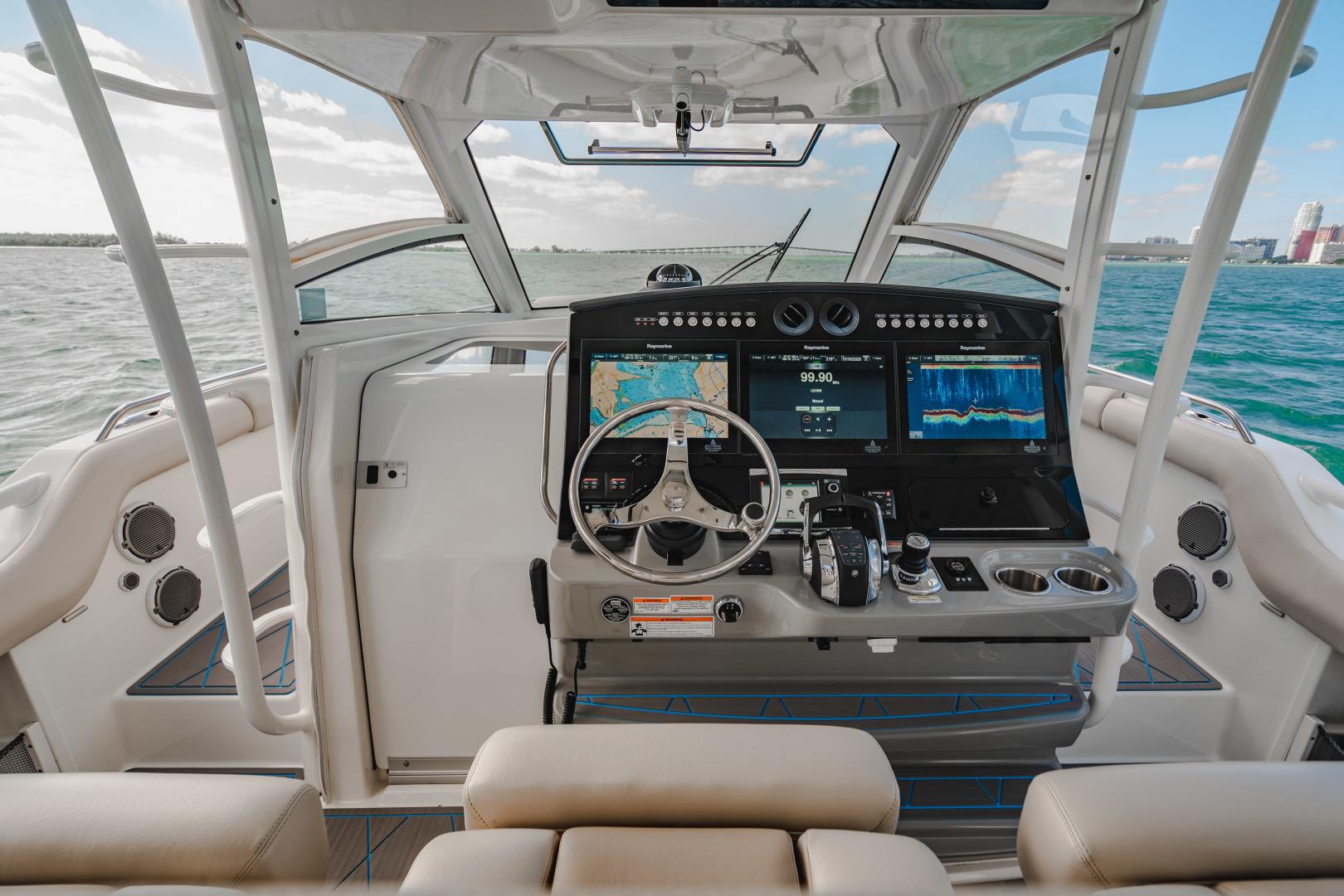 Boston Whaler-Outrage 2016-Sea Duction Miami Beach -Florida-United States-1557387 | Thumbnail