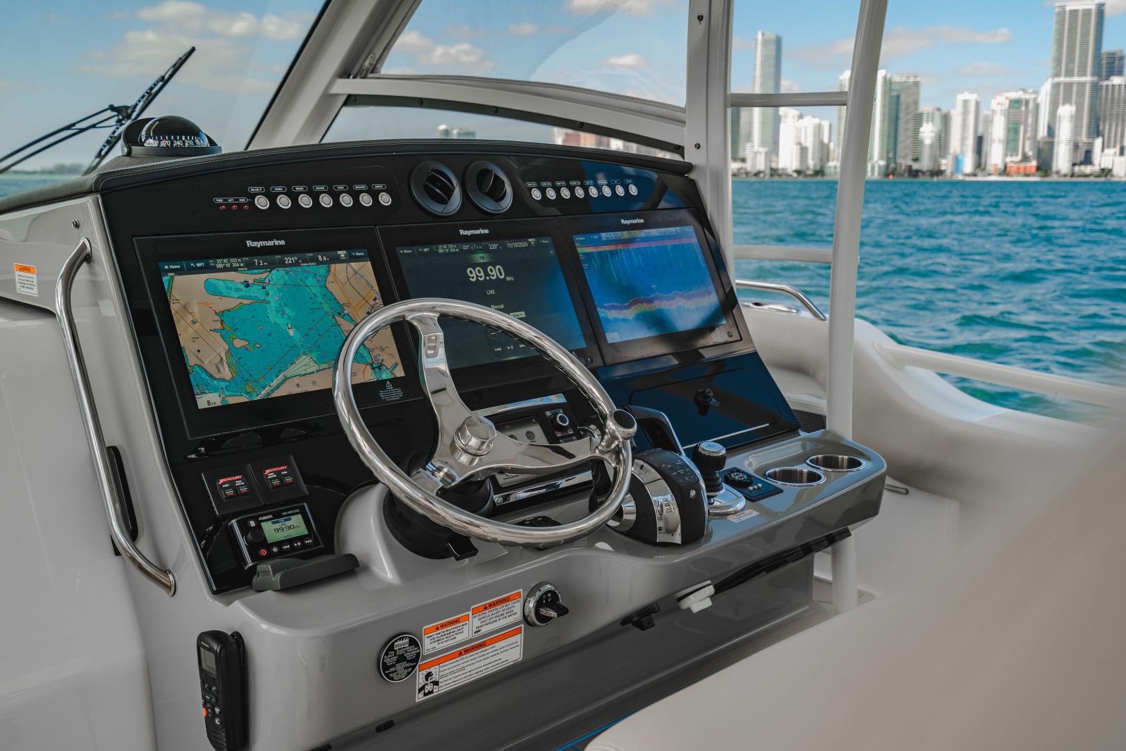 Boston Whaler-Outrage 2016-Sea Duction Miami Beach -Florida-United States-1557391 | Thumbnail