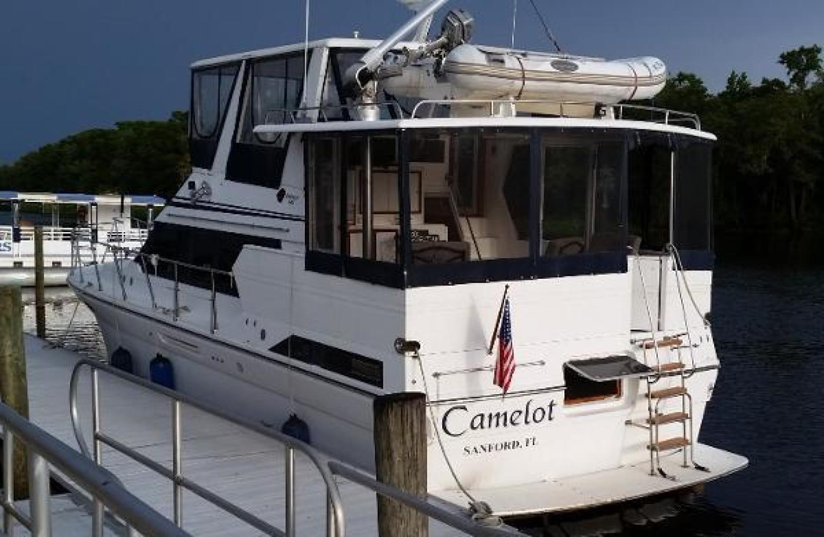 Nova-Embassy 44 Sundeck 1989-Camelot Sanford-Florida-United States-1544635 | Thumbnail