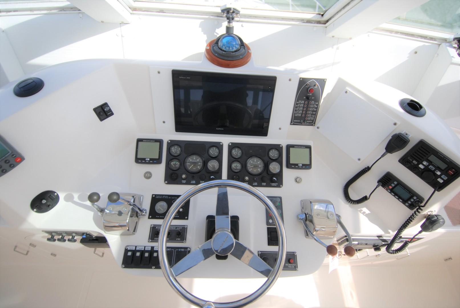 Novatec-Cockpit Motoryacht 2003-Liberty Dunedin-Florida-United States-1544783 | Thumbnail
