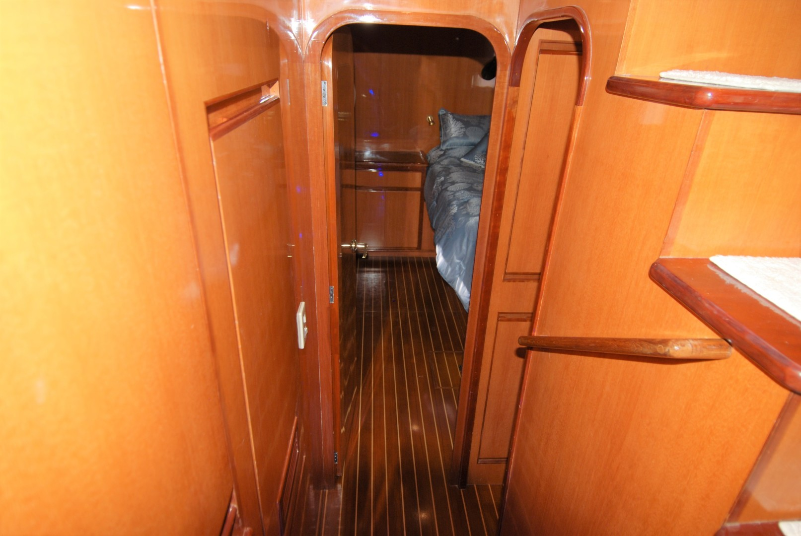 Novatec-Cockpit Motoryacht 2003-Liberty Dunedin-Florida-United States-1544812 | Thumbnail