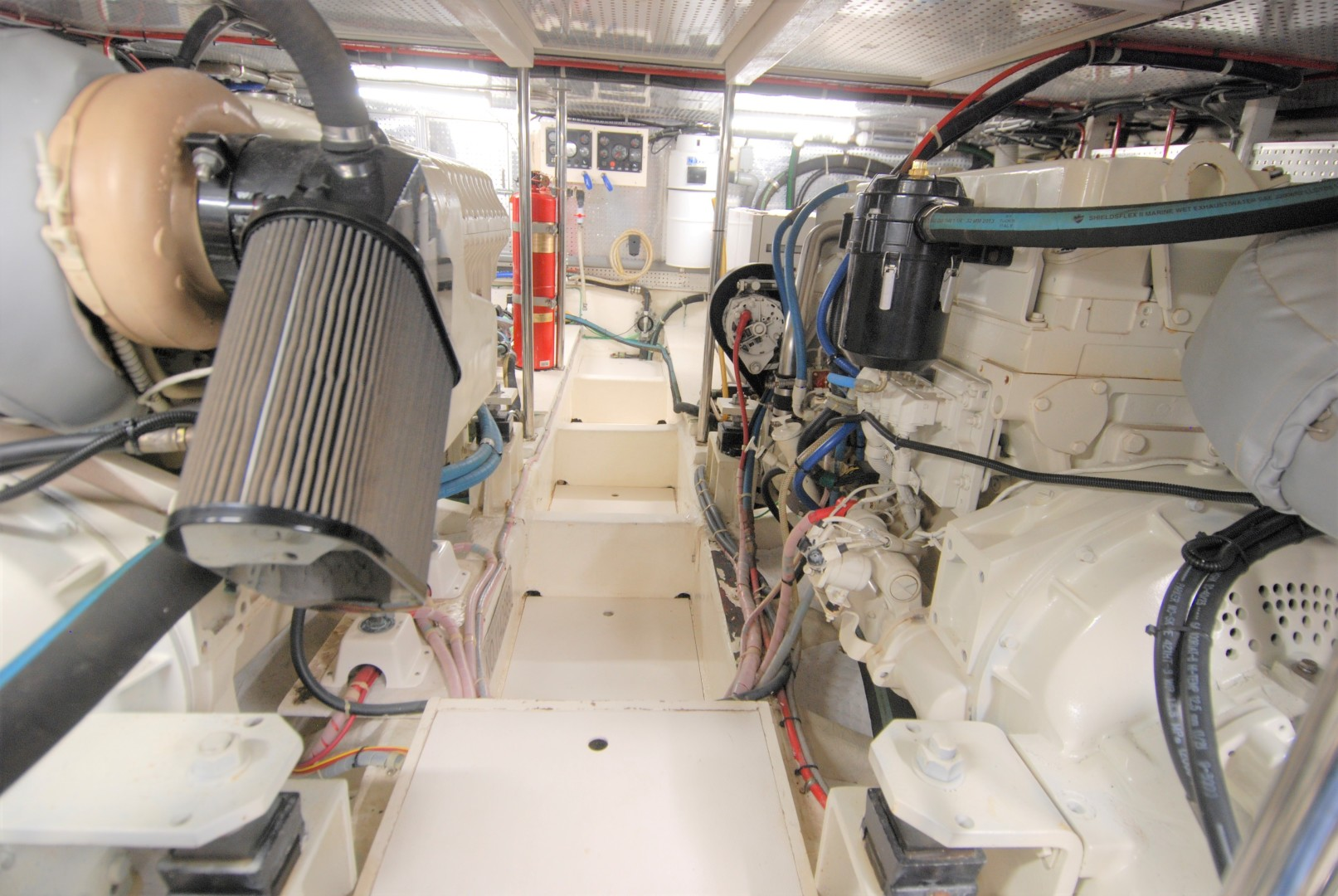 Novatec-Cockpit Motoryacht 2003-Liberty Dunedin-Florida-United States-1544825 | Thumbnail