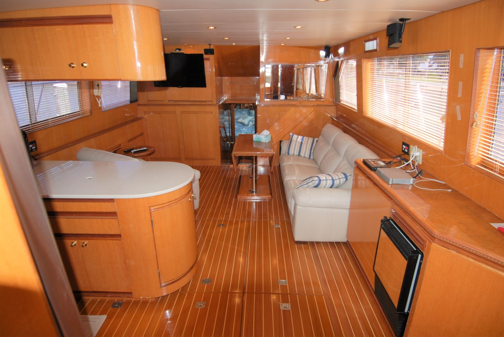 Novatec-Cockpit Motoryacht 2003-Liberty Dunedin-Florida-United States-1544792 | Thumbnail
