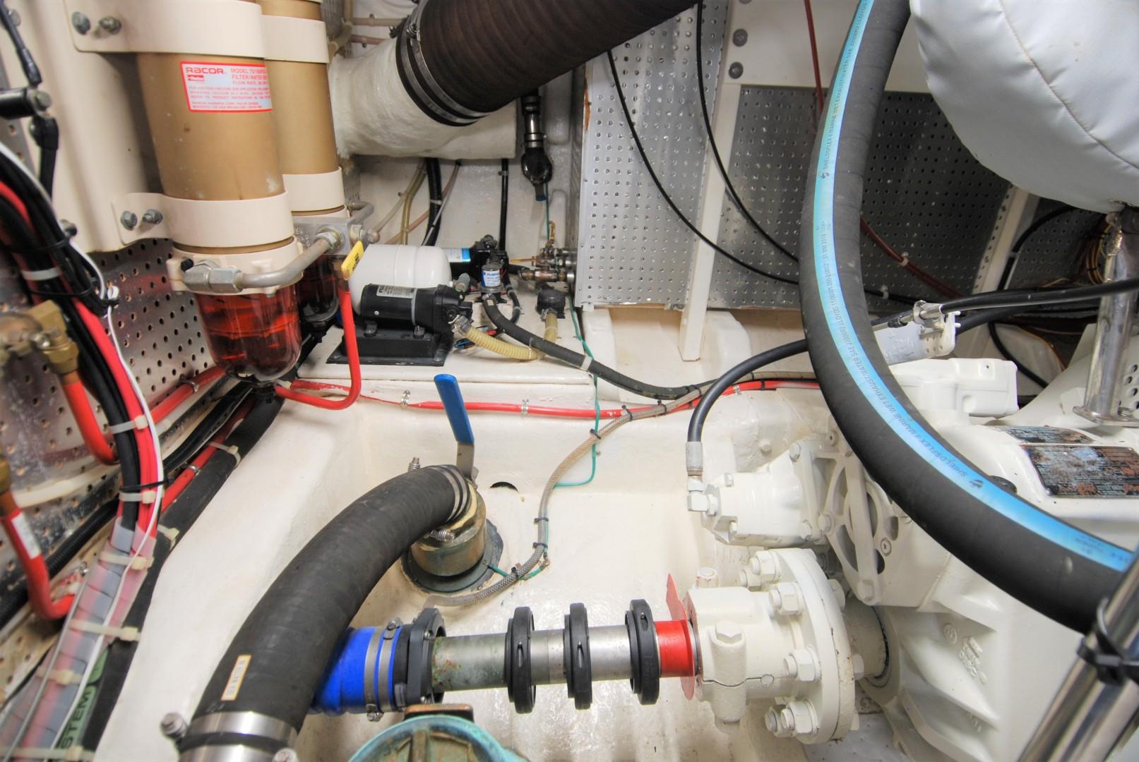 Novatec-Cockpit Motoryacht 2003-Liberty Dunedin-Florida-United States-1544834 | Thumbnail
