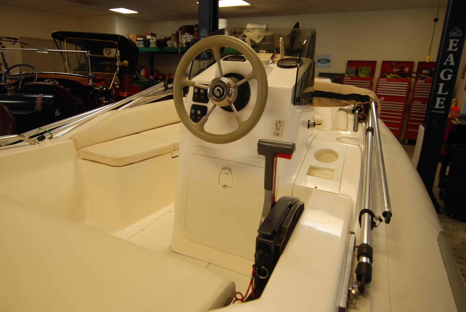 Novatec-Cockpit Motoryacht 2003-Liberty Dunedin-Florida-United States-1551519 | Thumbnail
