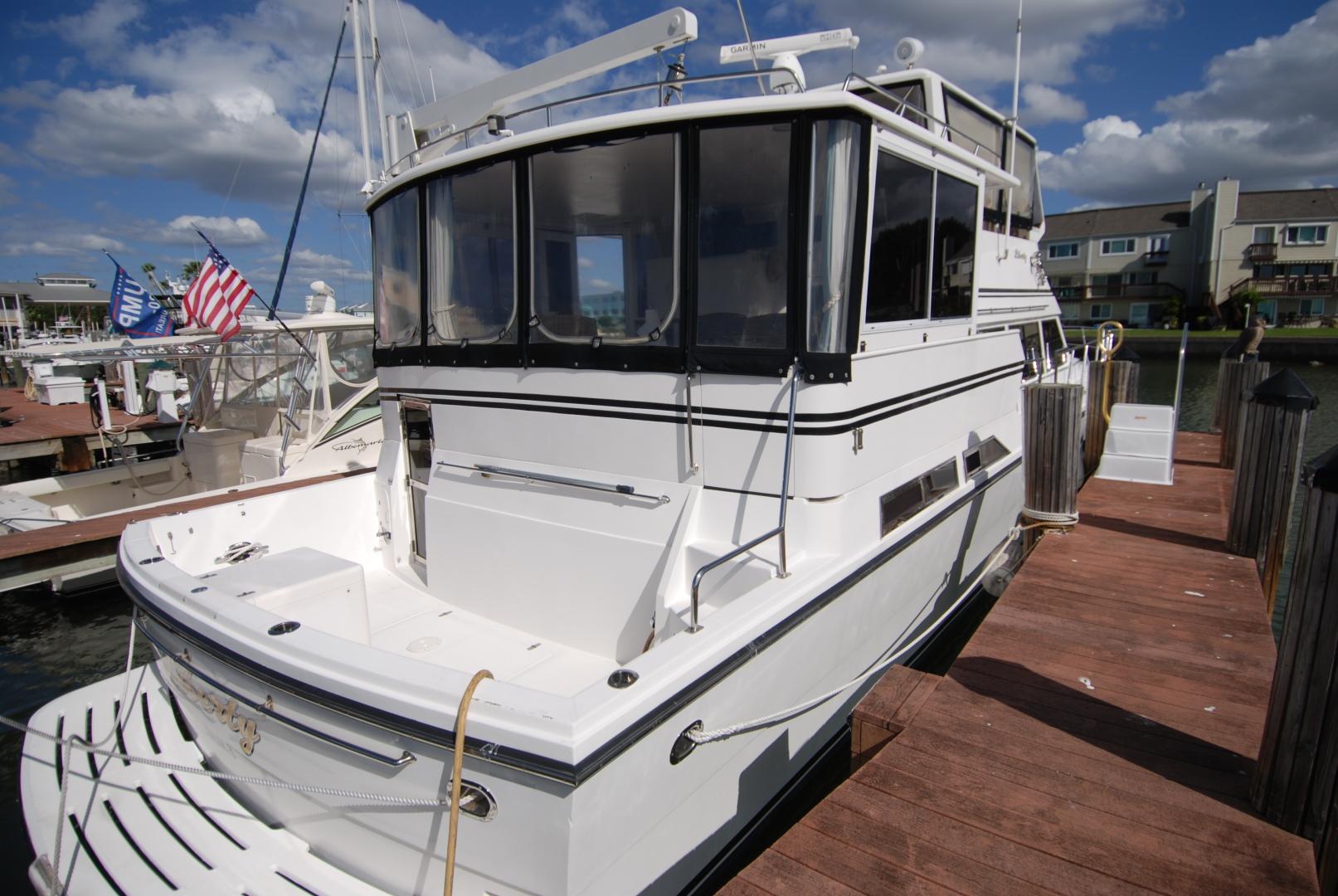 Novatec-Cockpit Motoryacht 2003-Liberty Dunedin-Florida-United States-1544740 | Thumbnail