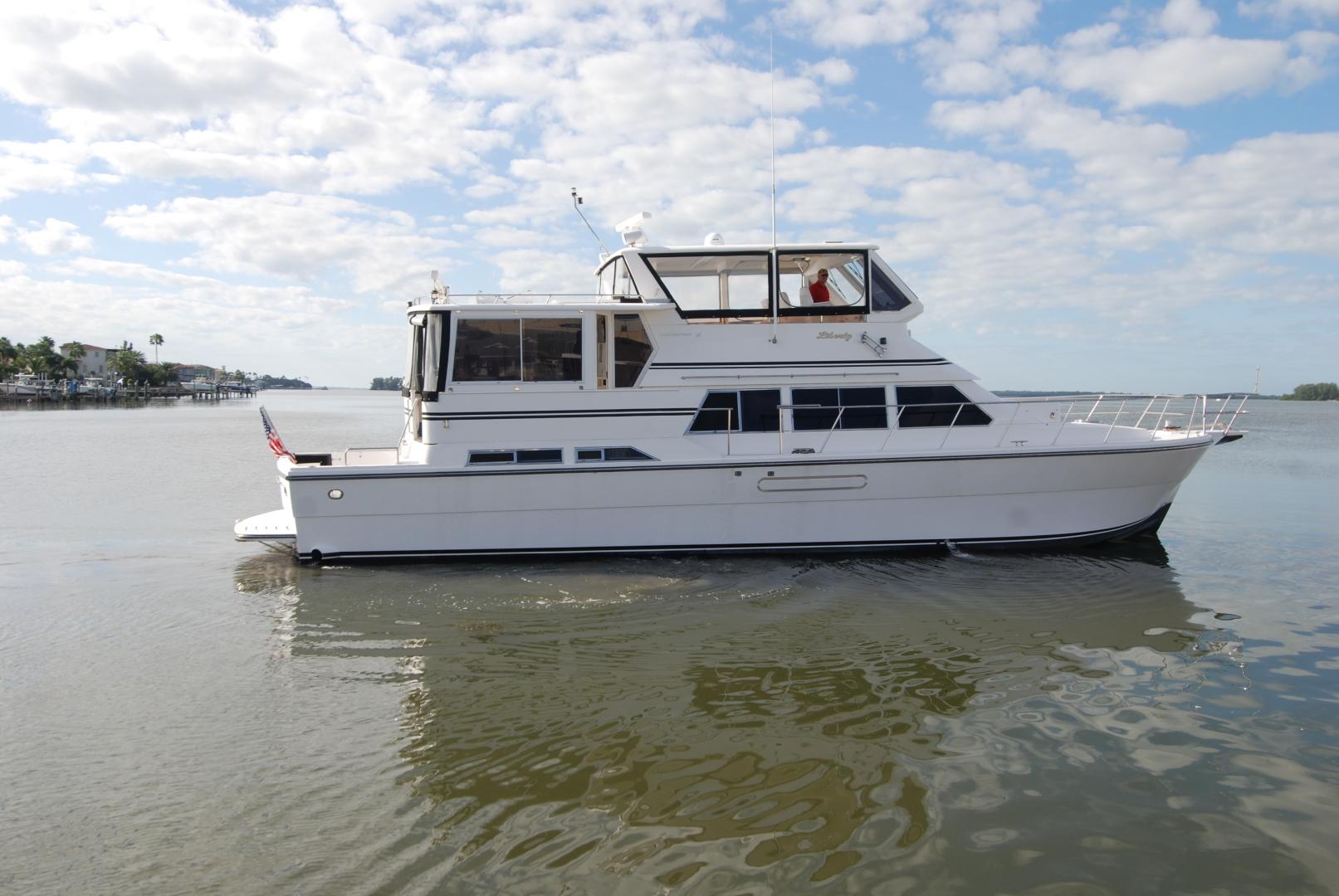 Novatec-Cockpit Motoryacht 2003-Liberty Dunedin-Florida-United States-1551415 | Thumbnail