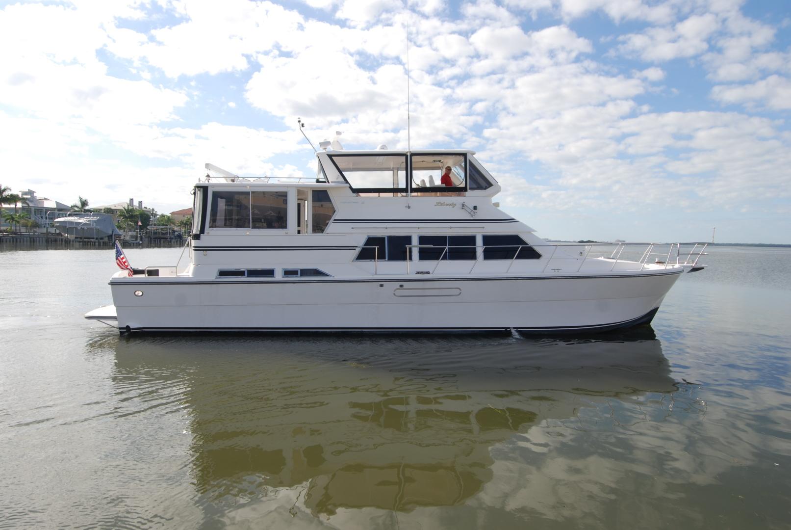 Novatec-Cockpit Motoryacht 2003-Liberty Dunedin-Florida-United States-1551414 | Thumbnail