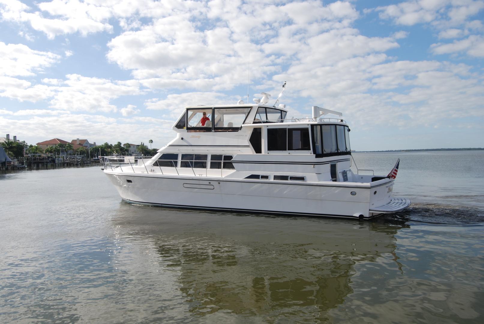 Novatec-Cockpit Motoryacht 2003-Liberty Dunedin-Florida-United States-1551411 | Thumbnail