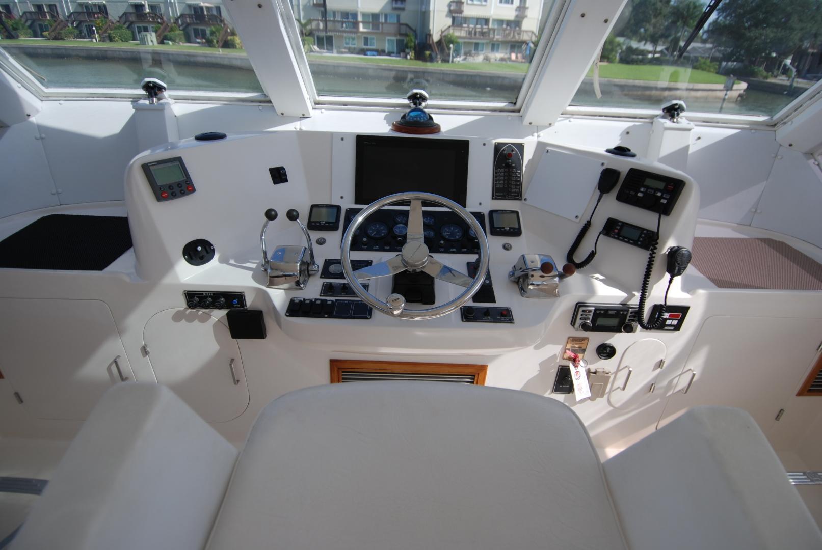 Novatec-Cockpit Motoryacht 2003-Liberty Dunedin-Florida-United States-1544765 | Thumbnail