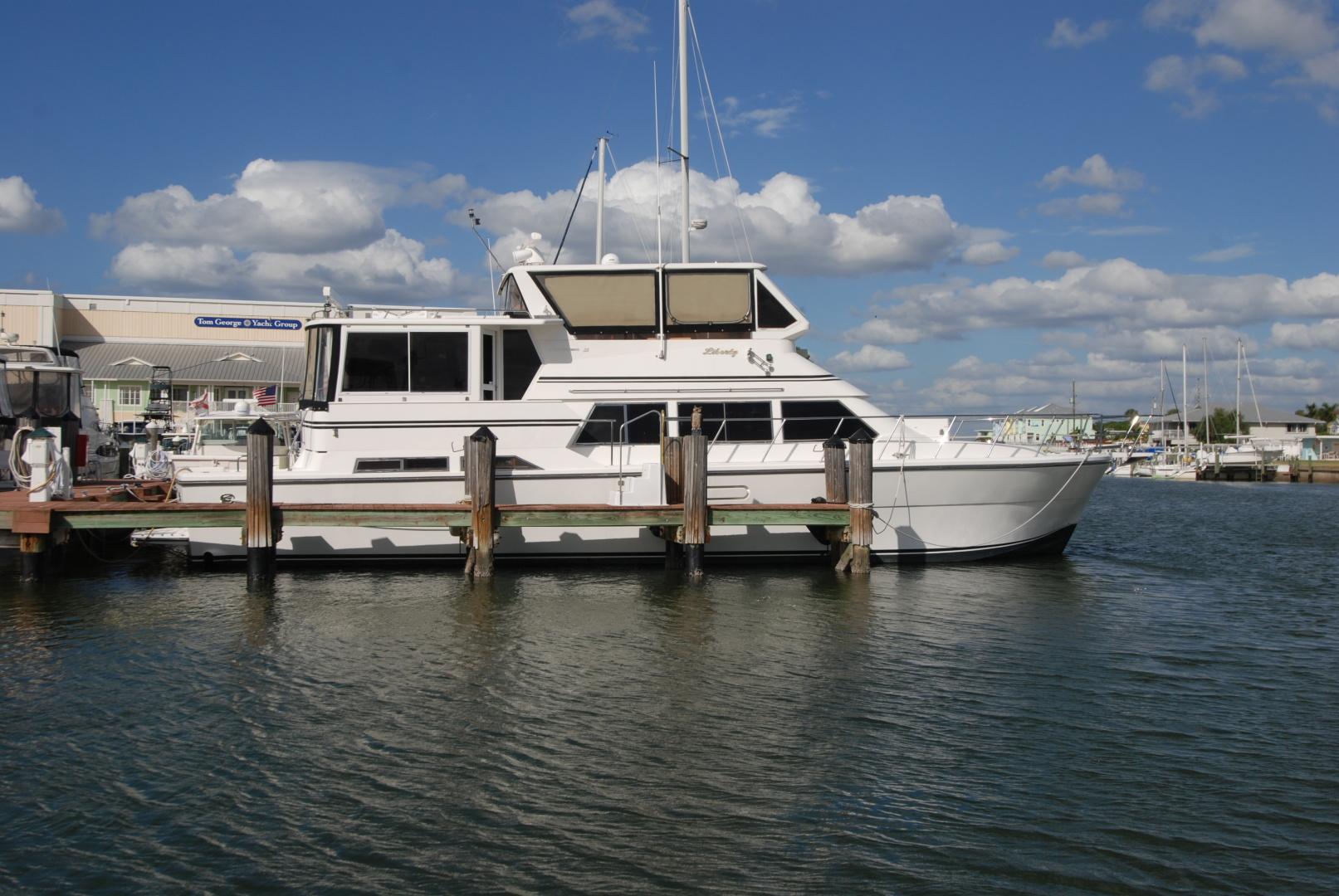 Novatec-Cockpit Motoryacht 2003-Liberty Dunedin-Florida-United States-1544736 | Thumbnail