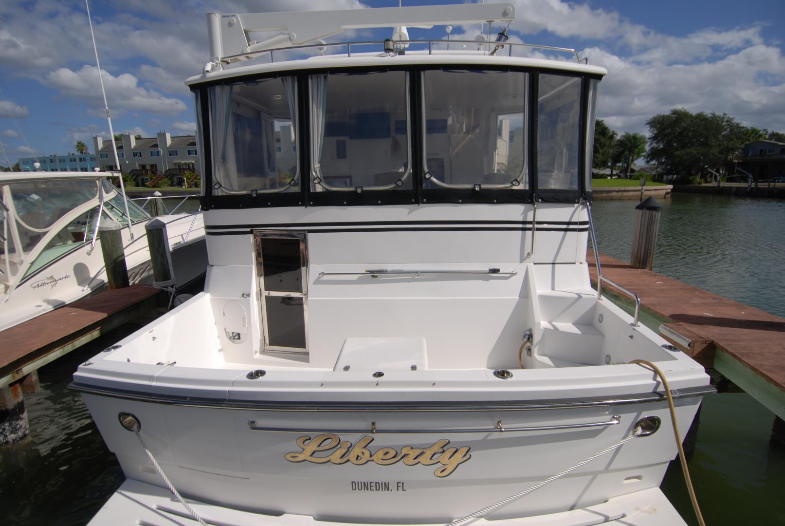 Novatec-Cockpit Motoryacht 2003-Liberty Dunedin-Florida-United States-1544739 | Thumbnail