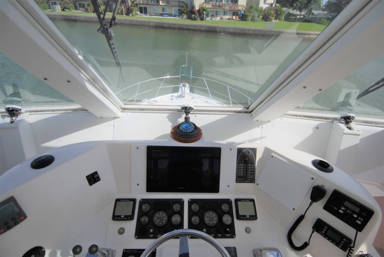 Novatec-Cockpit Motoryacht 2003-Liberty Dunedin-Florida-United States-1544782 | Thumbnail