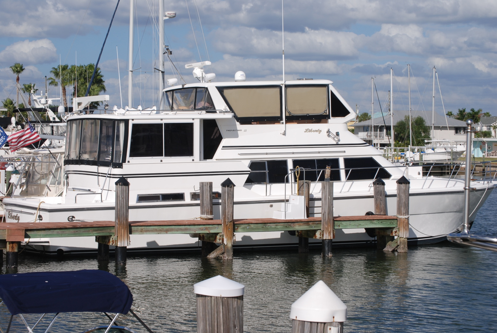 Novatec-Cockpit Motoryacht 2003-Liberty Dunedin-Florida-United States-1544734 | Thumbnail