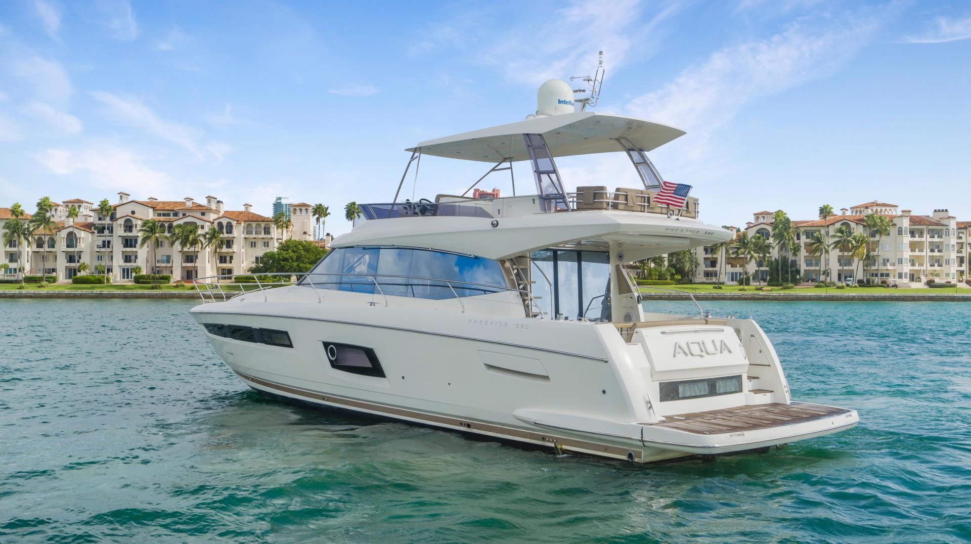 Prestige-Flybridge 2015-Aqua Miami-Florida-United States-1545932   Thumbnail