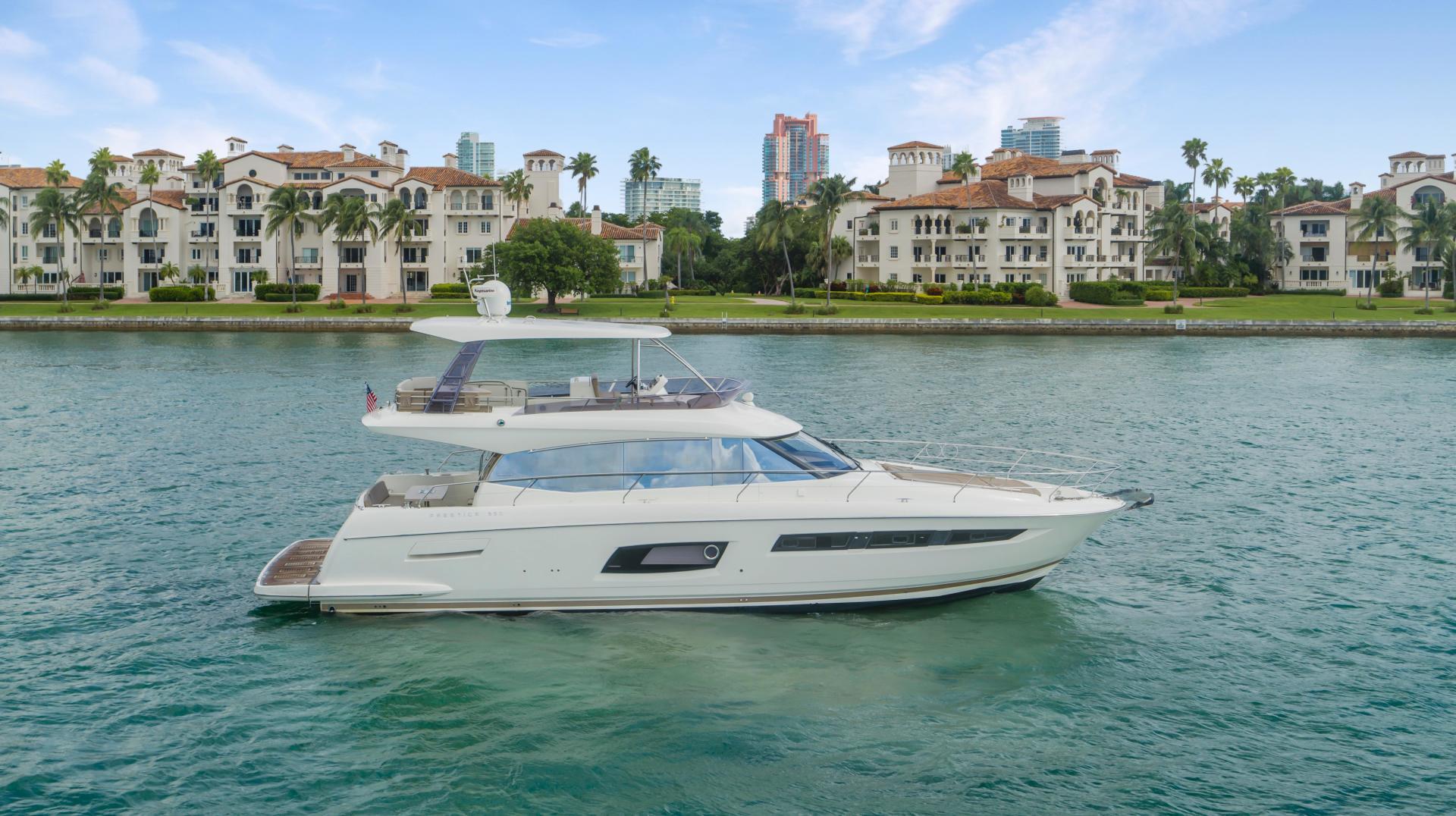 Prestige-Flybridge 2015-Aqua Miami-Florida-United States-1545929   Thumbnail