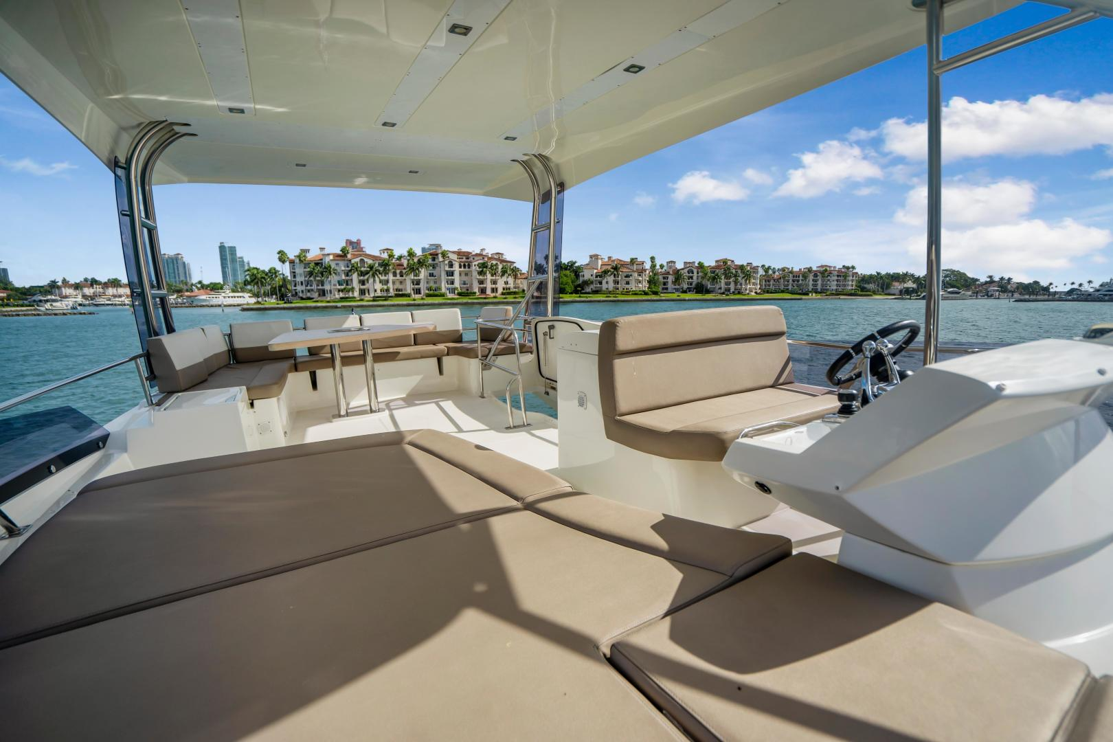 Prestige-Flybridge 2015-Aqua Miami-Florida-United States-1545944   Thumbnail