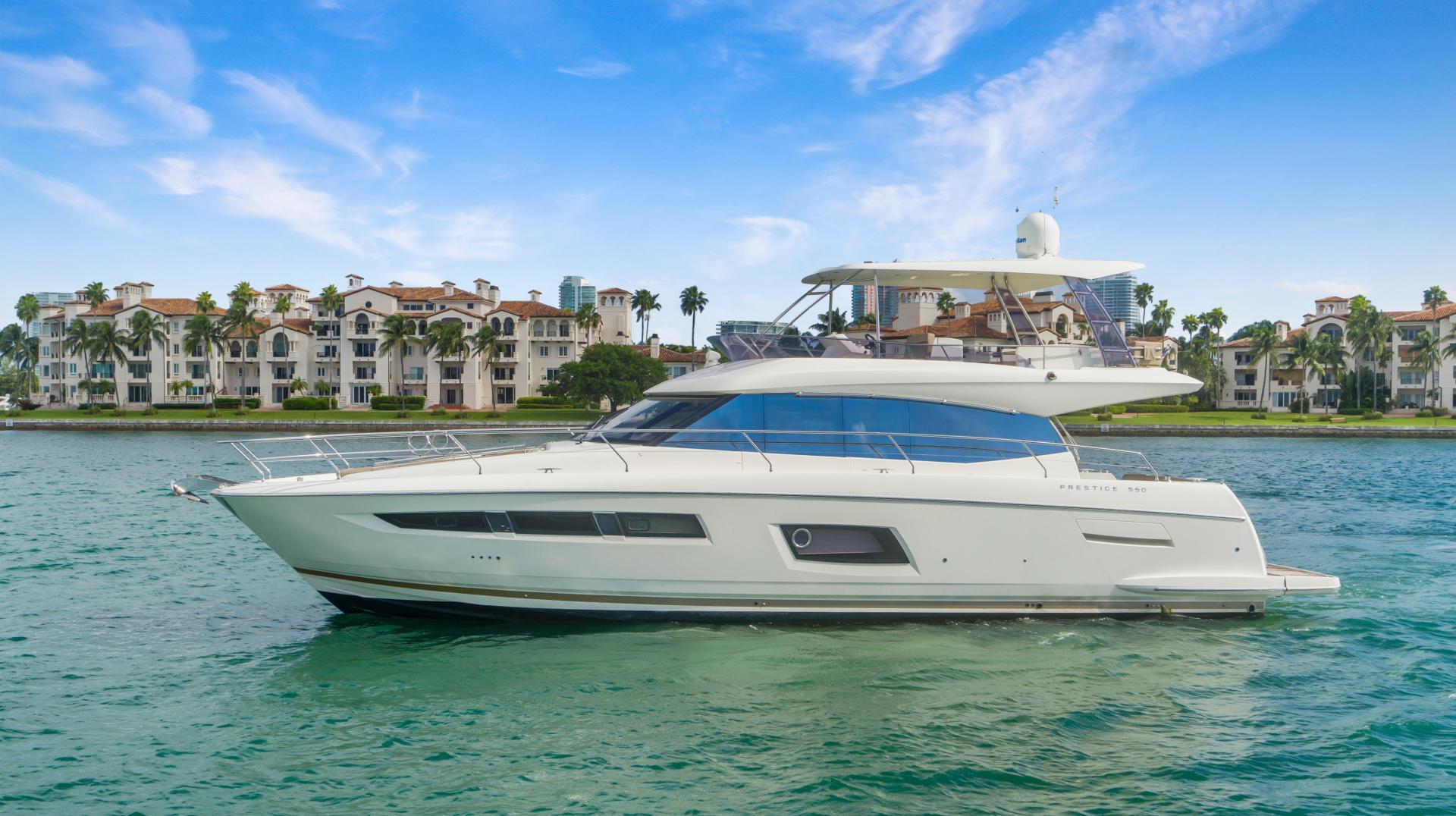 Prestige-Flybridge 2015-Aqua Miami-Florida-United States-1545931   Thumbnail