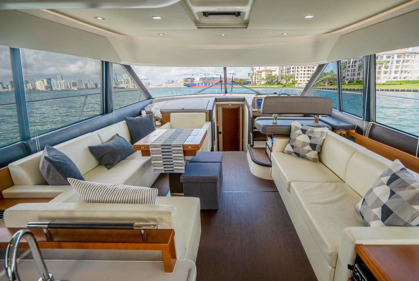 Prestige-Flybridge 2015-Aqua Miami-Florida-United States-1545949   Thumbnail