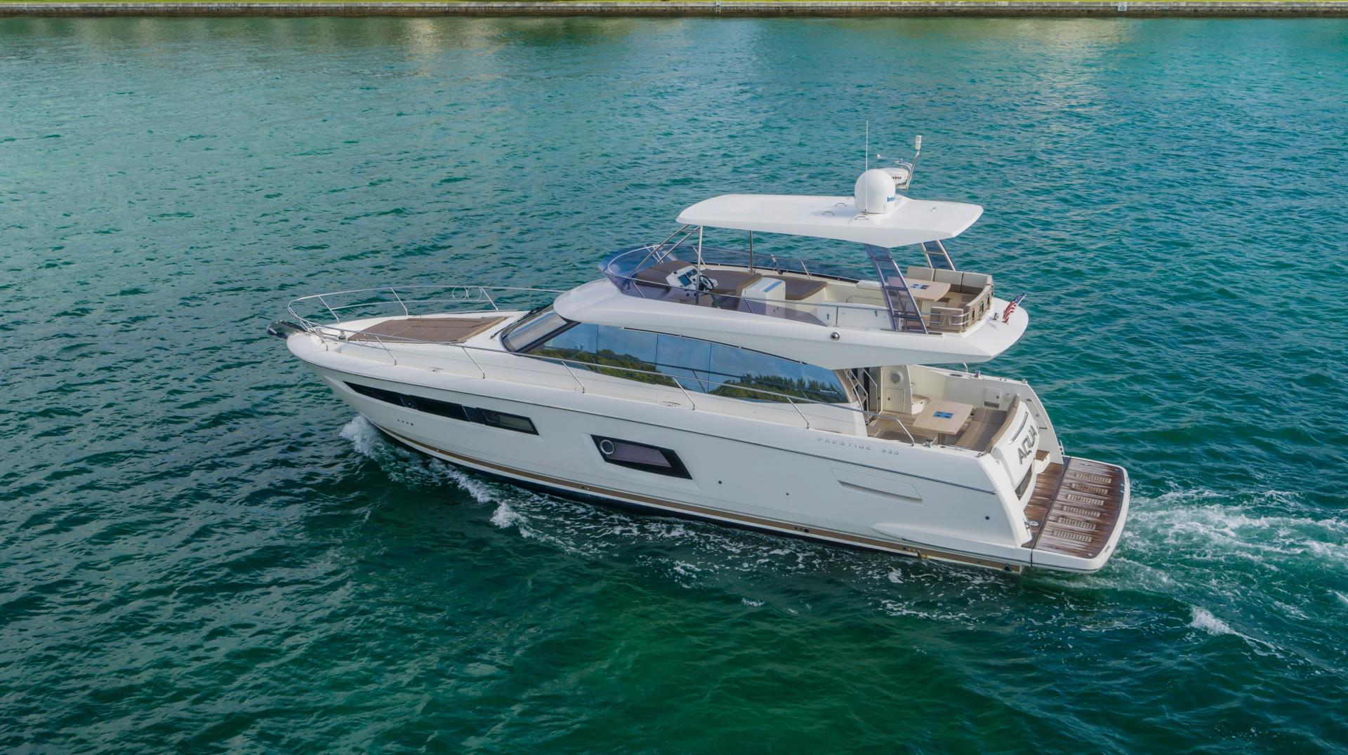 Prestige-Flybridge 2015-Aqua Miami-Florida-United States-1545933   Thumbnail