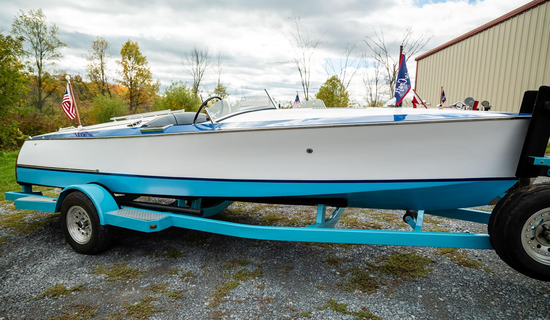 Chris-Craft-Special Race boat 1937 -Clayton-New York-United States-1546440 | Thumbnail