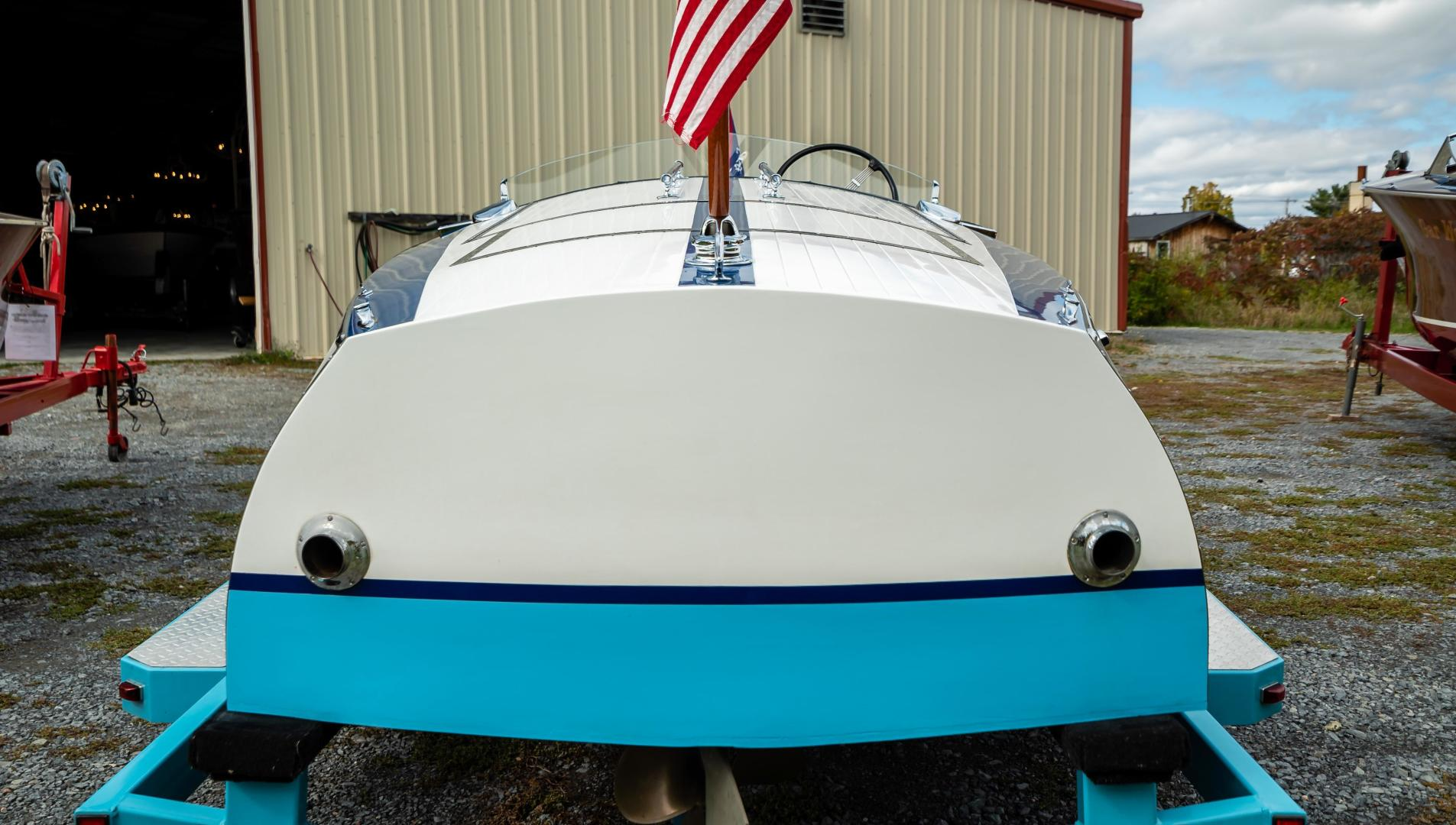 Chris-Craft-Special Race boat 1937 -Clayton-New York-United States-1546489 | Thumbnail