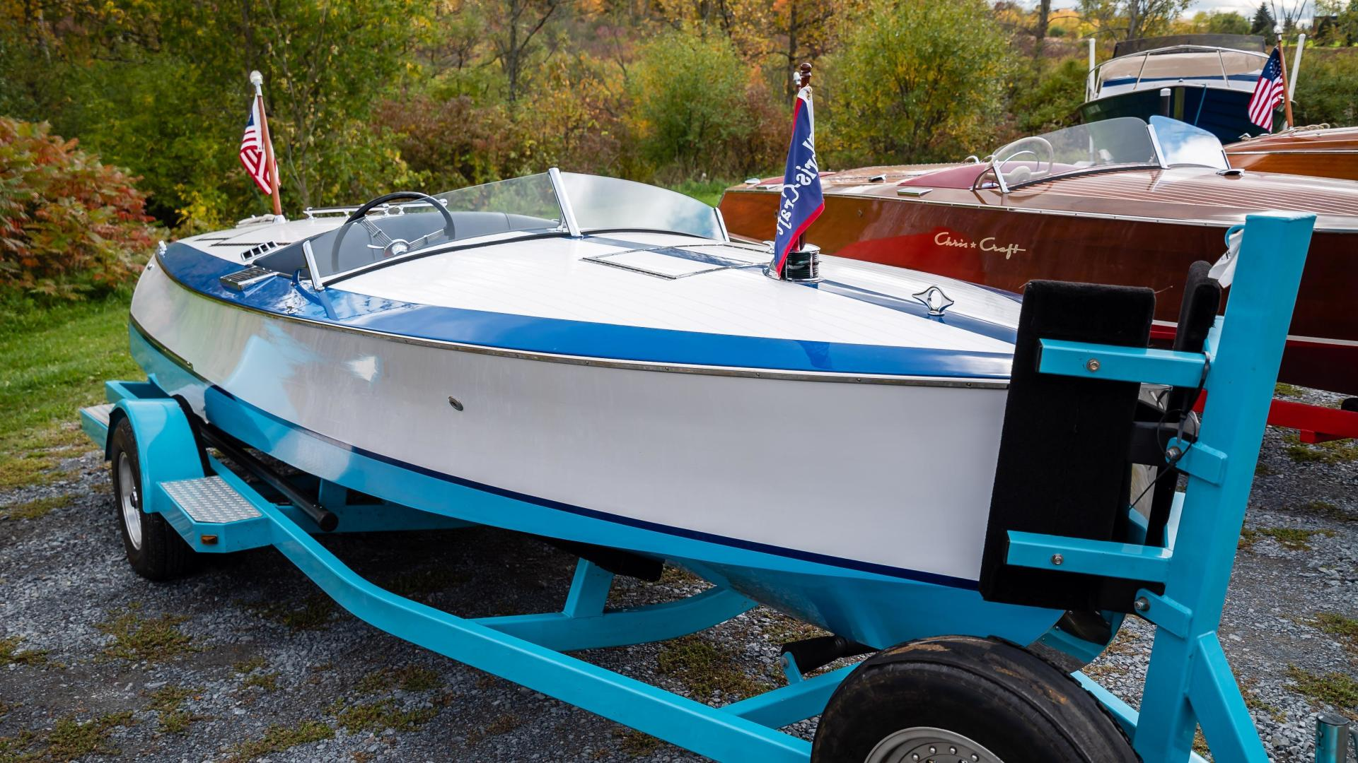 Chris-Craft-Special Race boat 1937 -Clayton-New York-United States-1546438 | Thumbnail