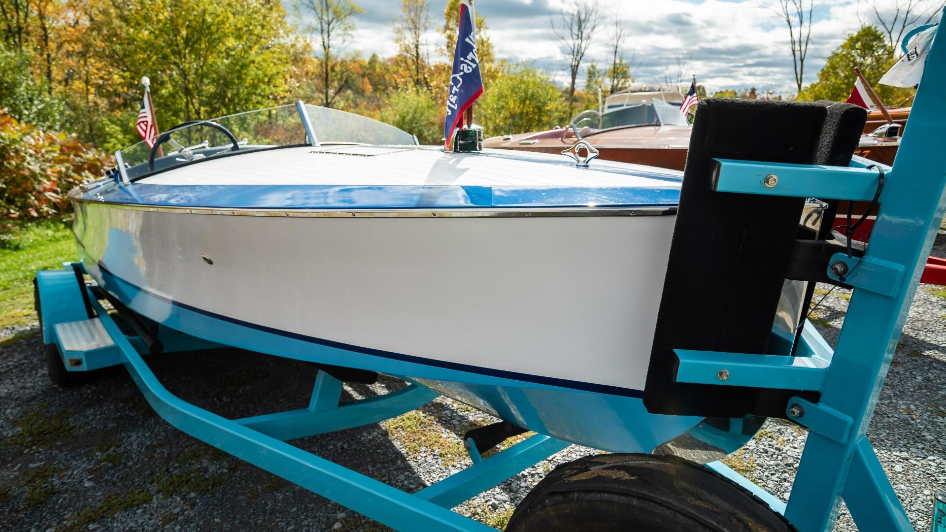 Chris-Craft-Special Race boat 1937 -Clayton-New York-United States-1546445 | Thumbnail