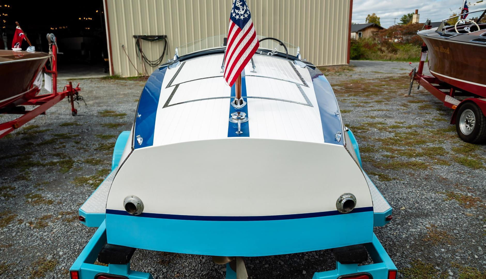 Chris-Craft-Special Race boat 1937 -Clayton-New York-United States-1546490 | Thumbnail